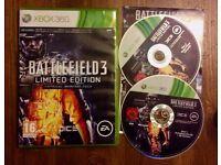 Xbox 360 Battlefield 3 Game