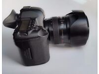 Canon 5d mark II + ef 24-105 IS L f4 + battery grip Canon