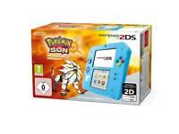 Pokemon Sun 2DS Console Special Edition
