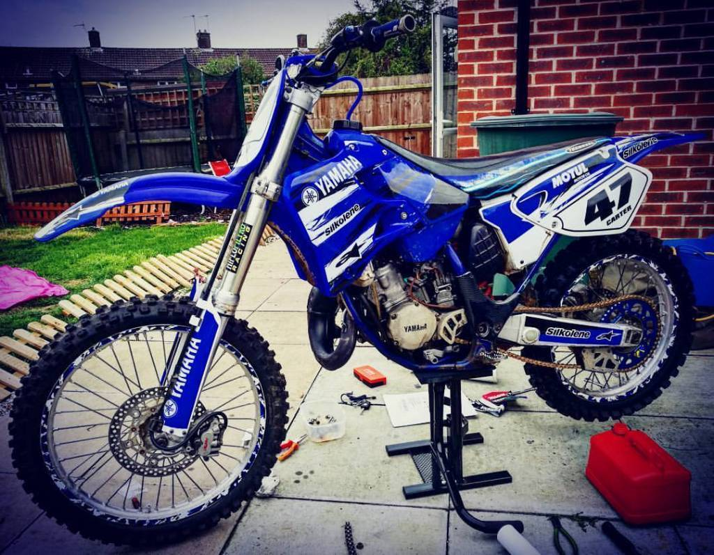 Fully Rebuilt Yz125 Yz 125 2001 2 Stroke Motocross Bike Mx In London Gumtree