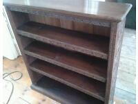 Bookcase, antique