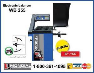 Machine a balancer les pneus - Balanceur de roue - Wheel balancer- Machine a pneu NEUF AVEC GARANTIE