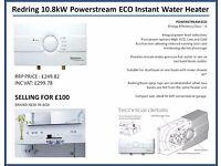 Redring 10.8kW Powerstream ECO Instant Water Heater
