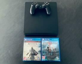 Playstation 4 Slim 500GB PS4 Mint Condition QUICK SALE