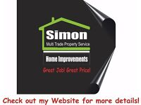 DO YOU NEED HELP? With any home improvements I am a skilled multi trade tradesman handyman 15yrs exp