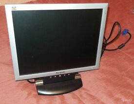"ViewSonic VA521 15"" LCD Monitor"