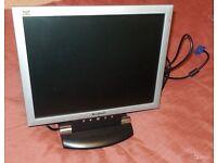 """ViewSonic VA521 15"""" LCD Monitor"""