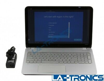 "HP Envy m6-n010dx 15.6"" Touch-Screen Laptop AMD A10 2.5GHz 6GB RAM 750GB HDD"