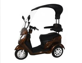 3 wheel electric mobility scooter 60v