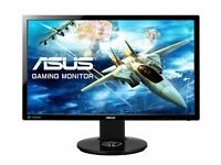 ASUS VG248QE 24 144Hz 1080p HD Slightly Used Monitor