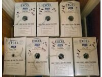 Excel Category 5e UTP Network Cable White - Total of 831 metres