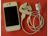 Iphone 4 8GB **WILL TAKE £20 IF GONE TODAY**