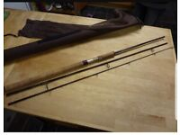 Wychwood truespin 9ft spinning rod