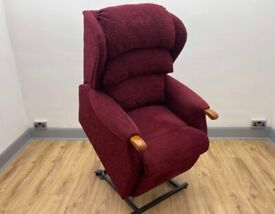 HSL Rise & Recliner Chair, Linton Dual Motor Riser (Small)And 1 Yr Warranty