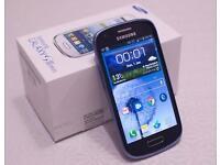 Samsung S3 mini ,Unlocked, Mint Condition, Boxed