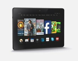 Kindle Fire. 8 Inch Screen.