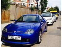 MG TF, Blue, Great condition for age, convertible with winter hard top option