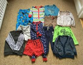 Boys clothing bundle 2-3. Gap, Next etc.