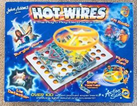 Hot Wires Plug & Play Electronics Set Educational Toy