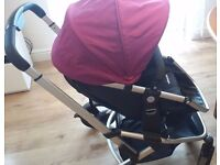 Pram and Pushchair Mothercare Xpedior