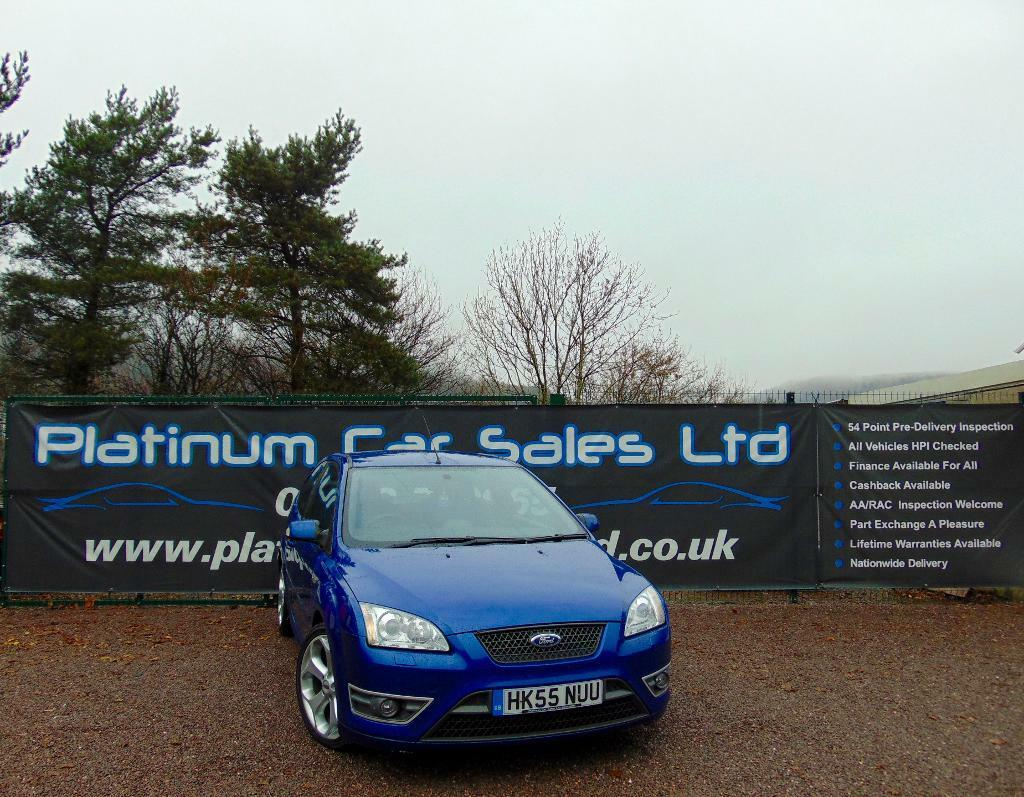 FORD FOCUS ST-2 (blue) 2005