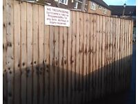 featherhedge fence panels see description for prices!!