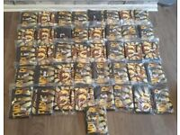 51 x Brand New T Shirts Charcoal WHITEFIELD Wholesale Joblot