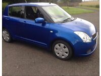 **Suzuki Swift 1.3GL 9M MOT**