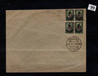 /// LATVIA 1919 - COVER