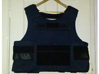 Kevlar Ballistic and stab vest XL