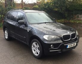 BMW X5 + PRIVATE REG INCLUDED