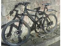 Carrera fury gents mountain bike