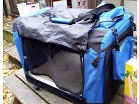 Cats portable cot / bed