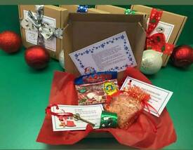 Xmas eve box presents