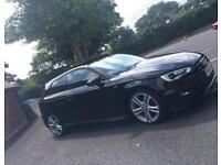 Audi A3 2.0TDI S-Line Automatic. Top spec Pan roof / B&O / heated leather / dab