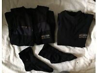 O'Three PBB Base Layer System (suit & booties)
