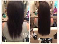 Hair extension specialist base in wokingham Berkshire