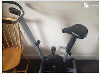 Fitness bike in great condition .just been few months old hardly used.