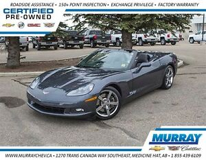 2009 Chevrolet Corvette Base *Leather *Auto *Convertible *Sirius