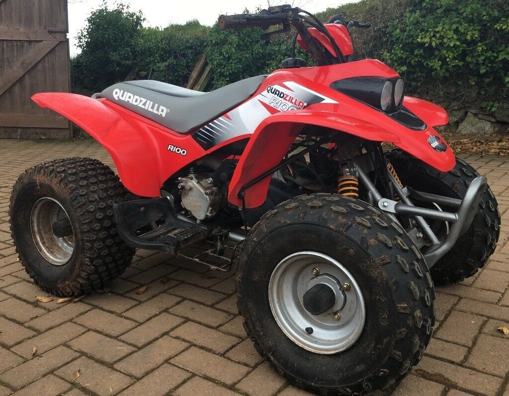 QUADZILLA R100 Youth Quad