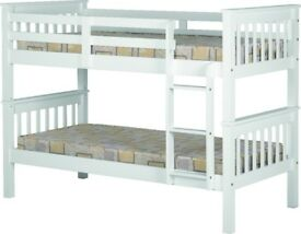 New bunk beds can be split in to 2 singles from £169 VIEW IN STORE available today