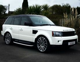 STUNNING RANGE ROVER SPORT (FINANCE AVAILABLE) not Mercedes,Bmw,Seat,Volkswagen,Audi,