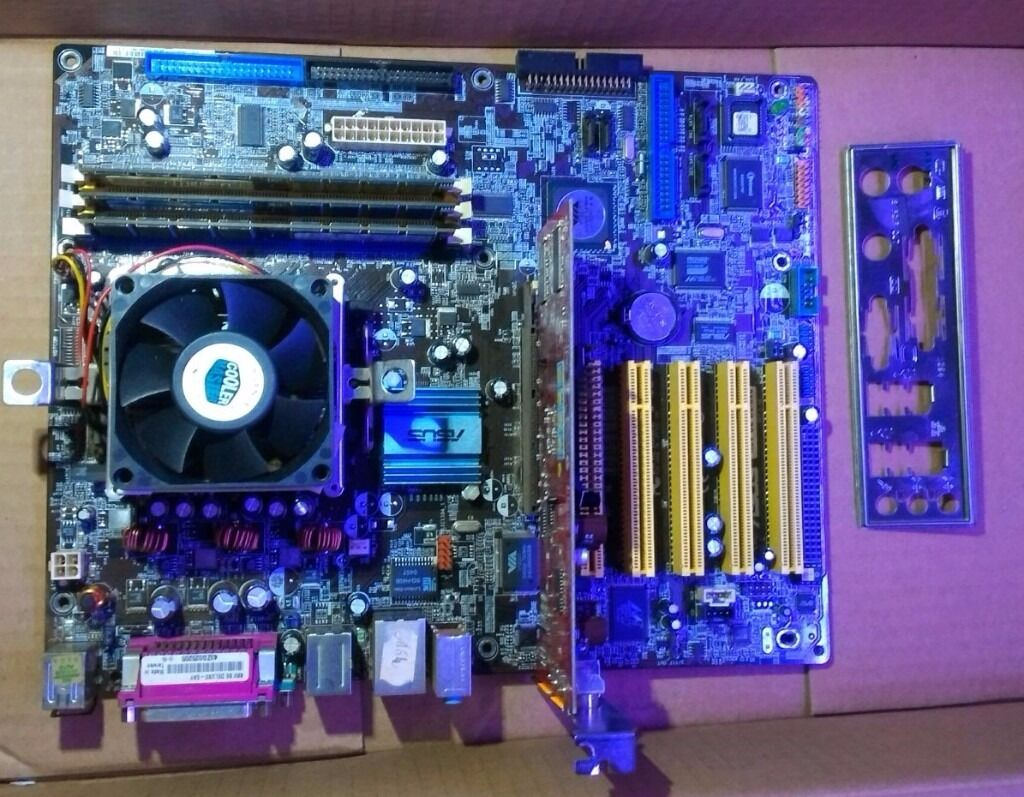 ASUS Deluxe Mobo AMD CPU2GB RAMVGA GFXSoundBlaster Livein Southampton, HampshireGumtree - ASUS Deluxe Mobo AMD CPU 2GB RAM VGA GFX SoundBlaster Live good old asus deluxe motherboard .. see no reason why it would not work as it was sitting in box for couple years or so. will accept nearest offer please get in touch if any questions maybe...