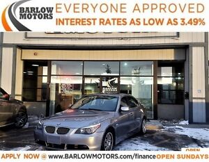 2007 BMW 530 XI **BLOWOUT SALE** (APPLY NOW DRIVE NOW)