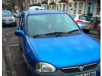 Vauxhall Corsa - 12 months MOT - 3 owners - digital DAB radio, full service history