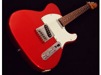 Levinson Blade T1-RC Delta VGC Candy Apple Red (Fender Telecaster clone)