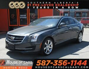2016 Cadillac ATS 2.0L Turbo Luxury Collection
