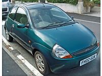 FORD KA FOR SALE IN PLYMOUTH, £700 ONO