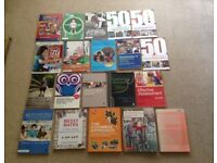 Early Years Foundation Stage (EYFS) books X 21