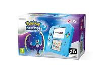 Nintendo 2DS with Pokemon moon, wanting to swap for Wii U or Xbox one.